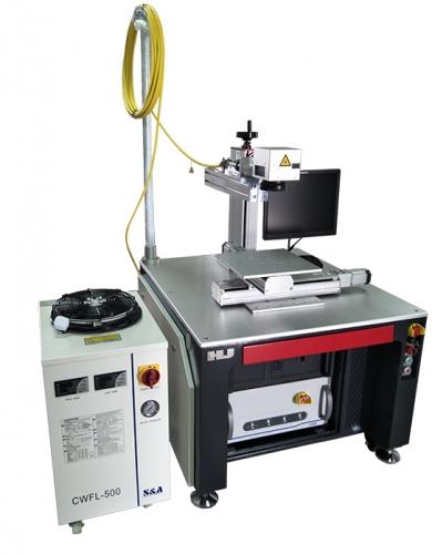 光纤激光精密焊接机