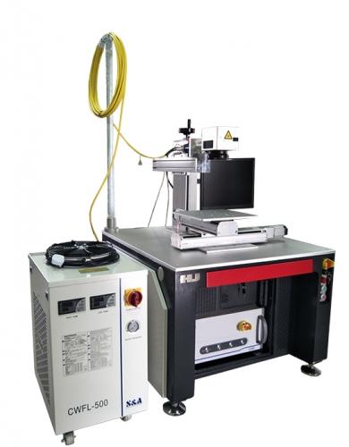 精密激光焊接机